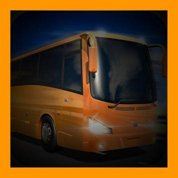 Telolet Bus Driving Classic poster