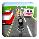Highway Dash 3D - Speed Street Bike Moto Racing aplikacja