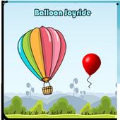 Balloon Joyride Free icon