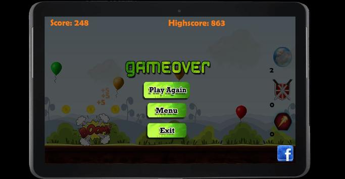 Balloon Joyride Free screenshot 13