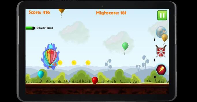 Balloon Joyride Free screenshot 11