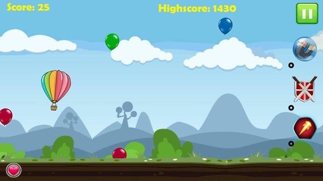 Balloon Joyride Free screenshot 2