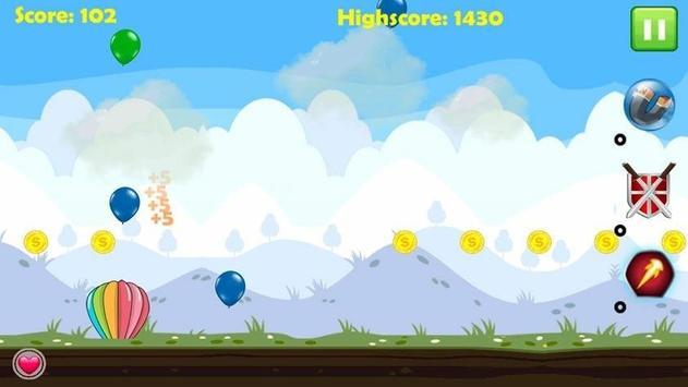 Balloon Joyride Free screenshot 3