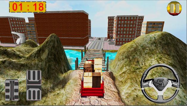 Lowari Top Cargo Truck Driver screenshot 5