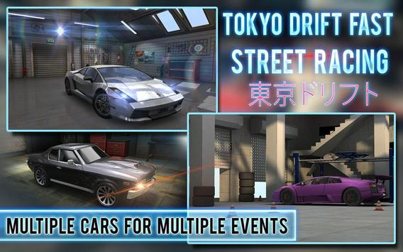 Tokyo Drift Fast Street Racing screenshot 2