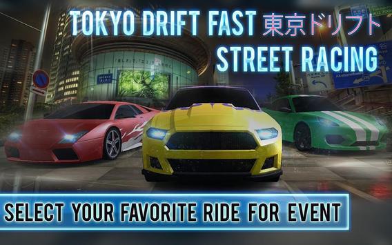 Tokyo Drift Fast Street Racing screenshot 4