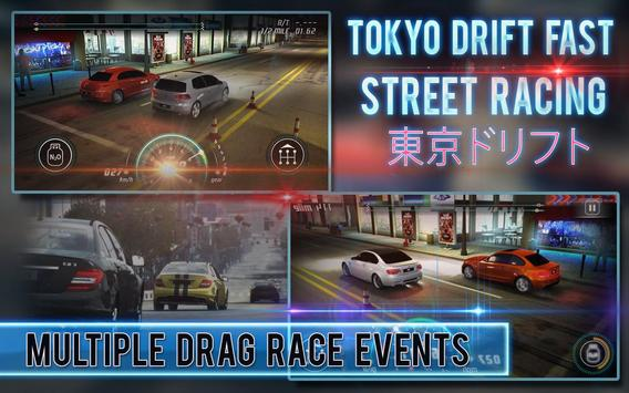 Tokyo Drift Fast Street Racing apk screenshot