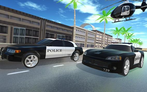 Desert City Police Simulator apk screenshot