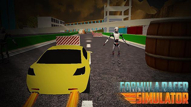 Formula Racer Simulator screenshot 4
