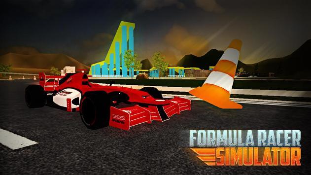 Formula Racer Simulator poster