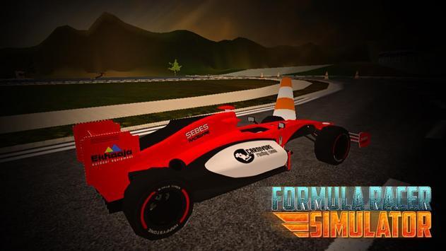 Formula Racer Simulator screenshot 1