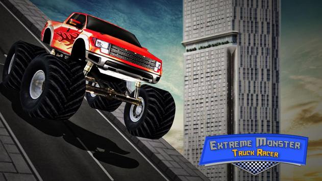 Extreme Monster Truck Racer screenshot 1