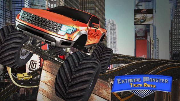 Extreme Monster Truck Racer screenshot 3