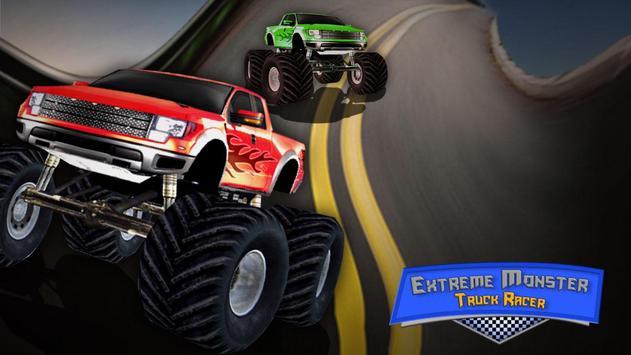 Extreme Monster Truck Racer screenshot 4