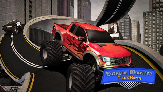 Extreme Monster Truck Racer screenshot 7