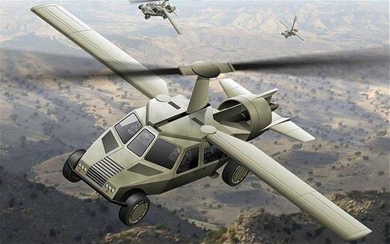 Flying Cars: Flight Simulator poster