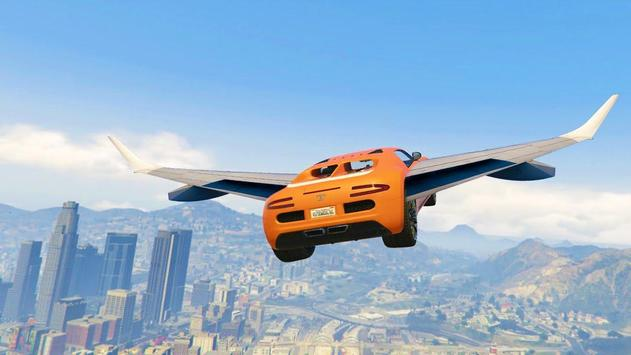 Flying Cars: Flight Simulator apk screenshot