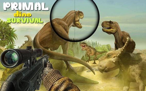 Primal Dinosaur Carnage poster