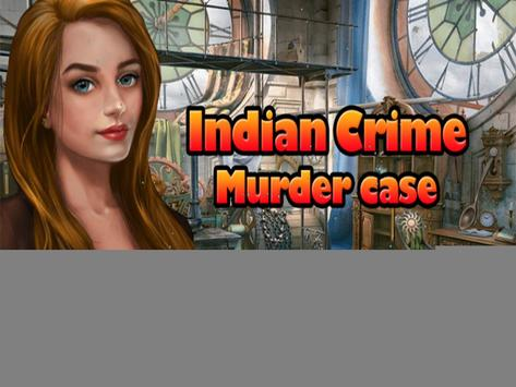 Indian Crime Murder Case poster