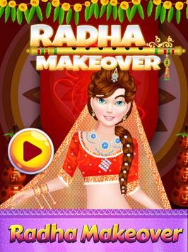 Radha Makeover screenshot 11