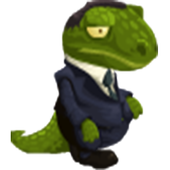 race crocodile icon