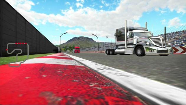 Real Truck Racing 3D Free screenshot 1