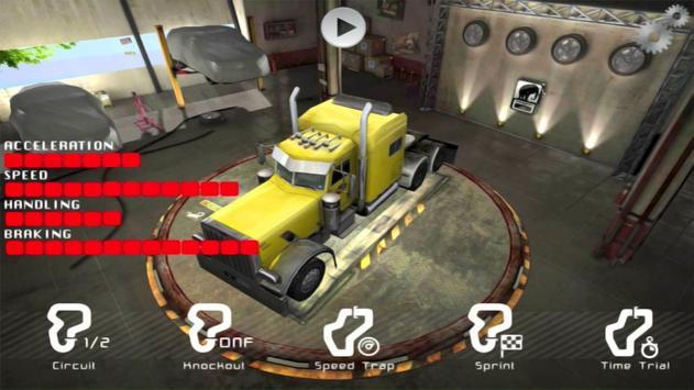 Real Truck Racing 3D Free screenshot 3
