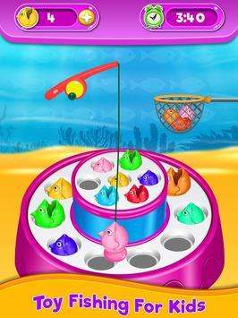 Fishing Toy Game screenshot 5