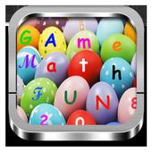 Game maths fun icon