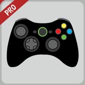 Gamepad Joystick Joypad icon