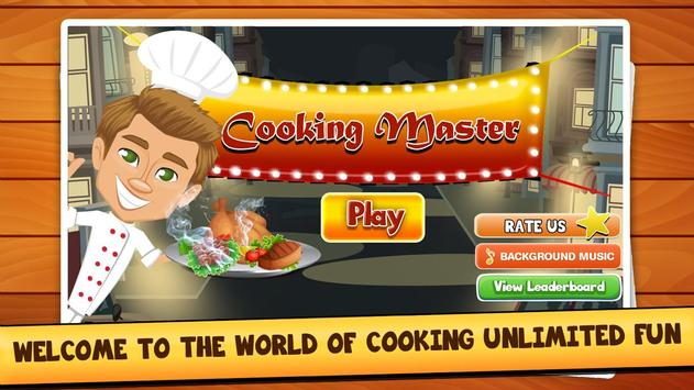 Cooking Master poster
