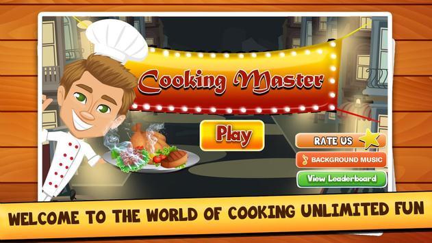 Cooking Master screenshot 3