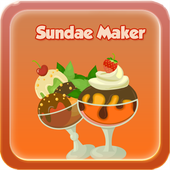 Sundae Maker Yummy Icecream icon
