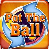 Pot The Ball - (Tilt Ball) icon