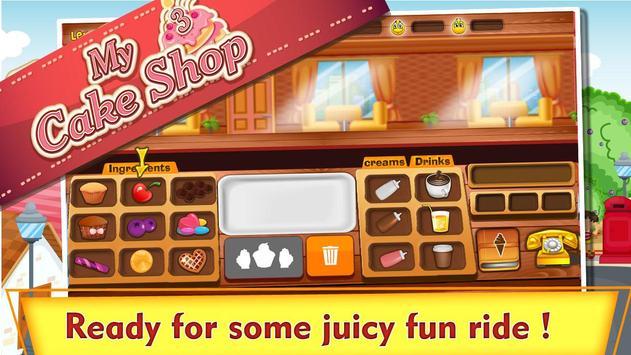My Cake Shop Top Chef apk screenshot