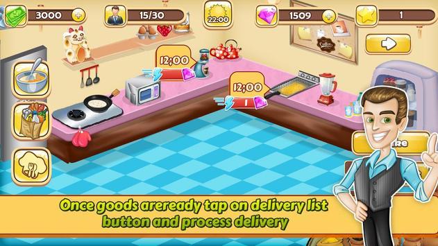 Top Chef Coffee World screenshot 12