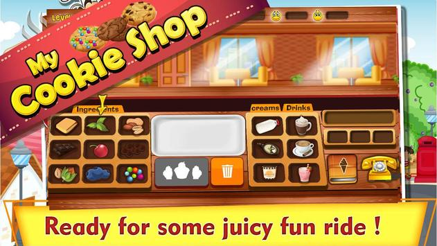 My Cookie Shop - Sweet Shop poster