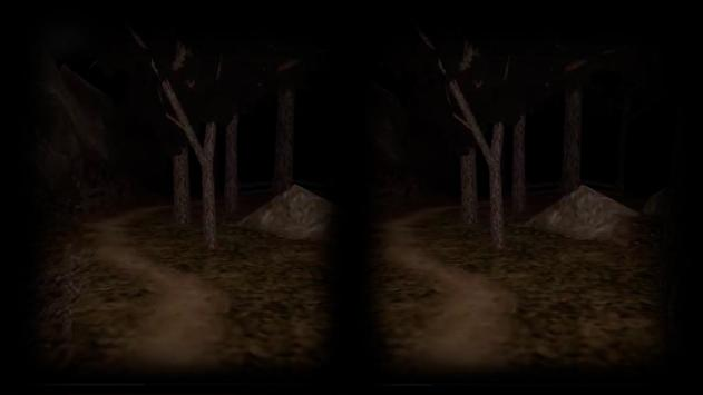 VR Forest Scary Horror Game screenshot 1