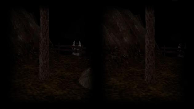 VR Forest Scary Horror Game screenshot 2