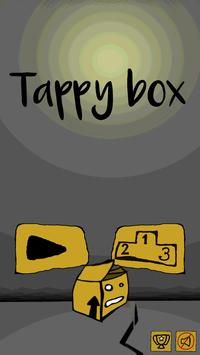Tappy box poster