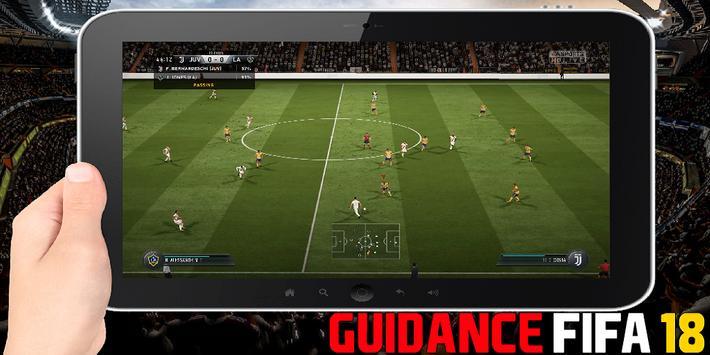 Guidance Fifa 18 screenshot 3