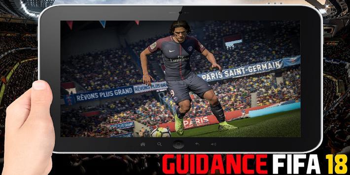 Guidance Fifa 18 screenshot 5