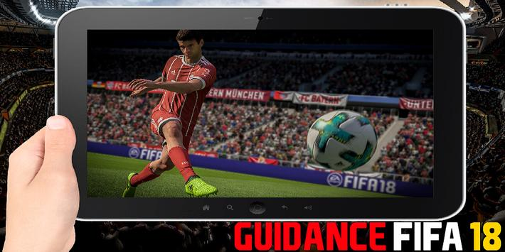 Guidance Fifa 18 screenshot 7