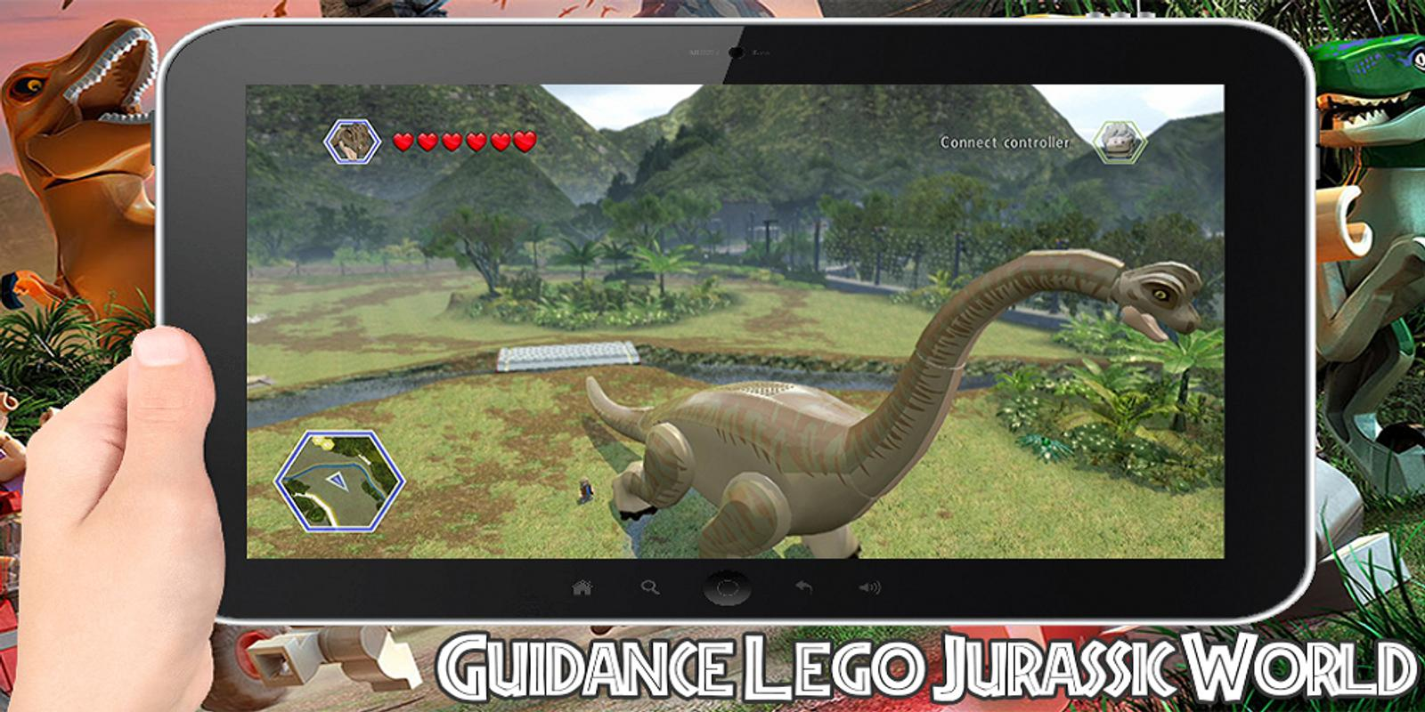 how to get lego jurassic world for free
