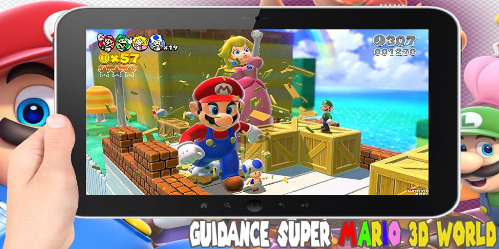 Guidance Super Mario 3D World for Android - APK Download