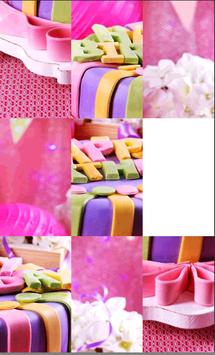 Puzzle of Birthday screenshot 3