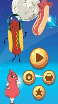 Dancing Hotdog 2 poster