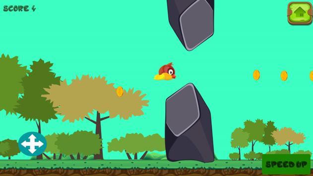 Bird Fly Coin apk screenshot