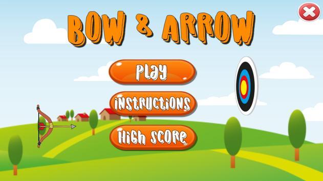 Bow and Arrow apk screenshot