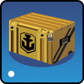 Case Simulator World Warships icon